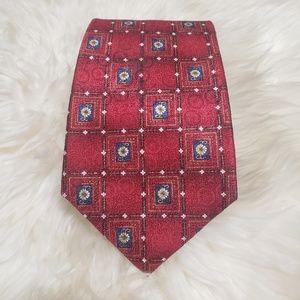 Men's Pierre Cardin Silk Necktie